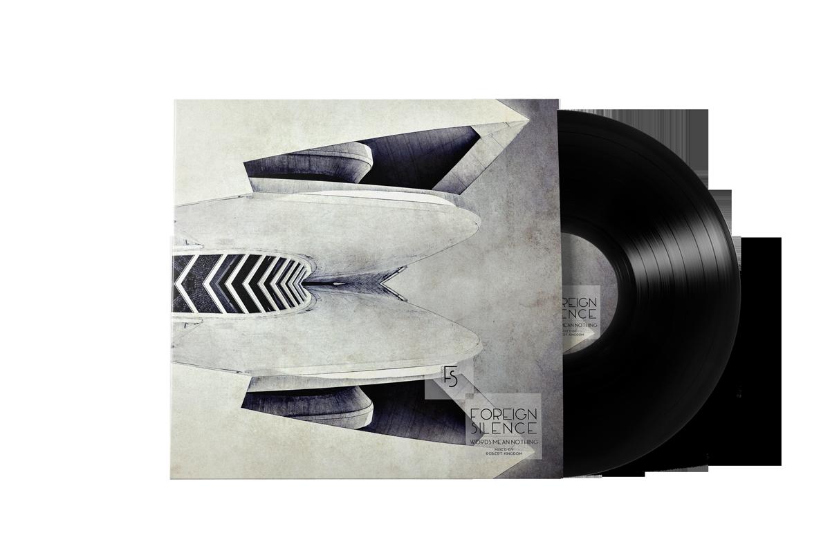 ekg-design,Foreign Silence Records EP 4