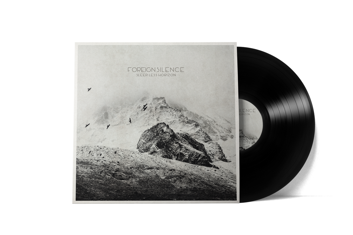 ekg-design,Foreign Silence Records EP 8