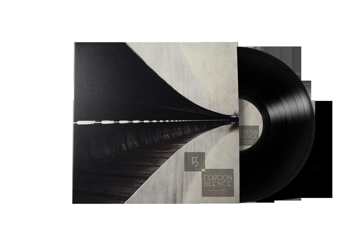 ekg-design,Foreign Silence Records EP 1