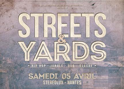 ekg-design, Streets and Yards festival Nantes