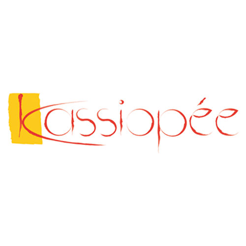 ekg-design, Kassiopée logo