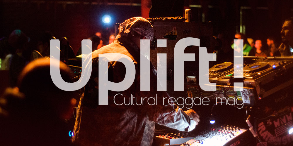 ekg-design,Uplift Reggae Mag