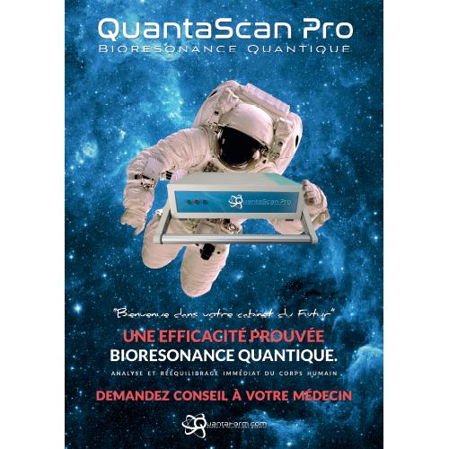 ekg-design, Quantascan pro affiche