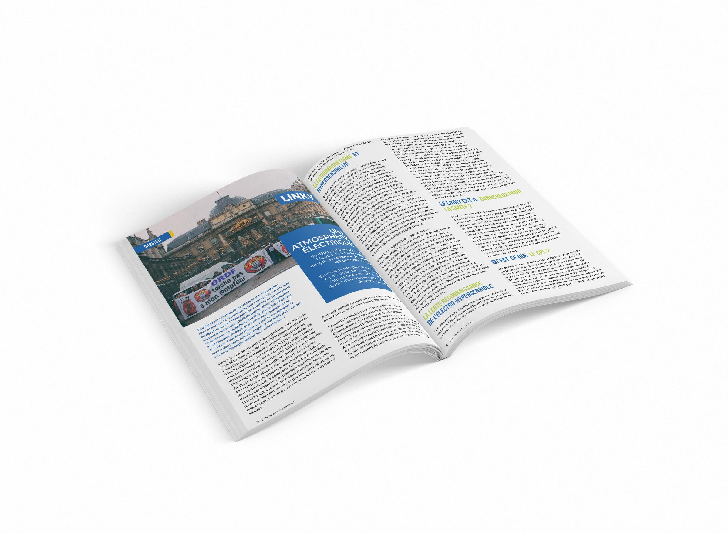 ekg-design, Quantaform Ere Nouvelle Mag article 1