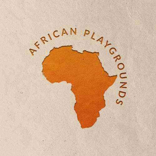 African Playgrounds logo by Ekg design