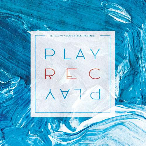 Play Rec Play - stuidio 4Ass