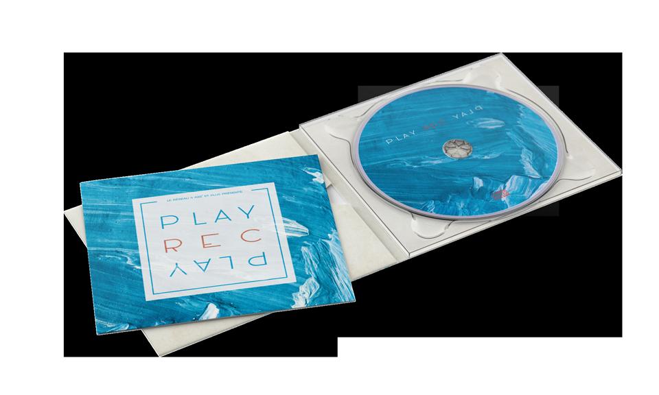 Play Rec Play by Ekg design